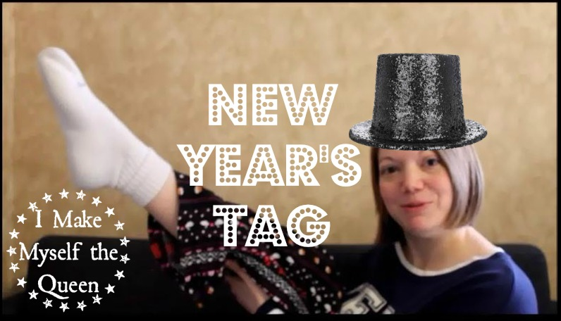 New Years Tag vlog